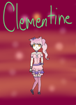 Clementine by Flips-a-PuddleSplash