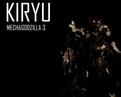 Kiryu Wallpaper by Lordstrscream94
