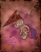 MY LITTLE PYRAMID HEAD by DorkZombie