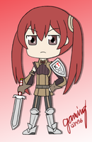 Fire Emblem Awakening *Severa* by gaming123456