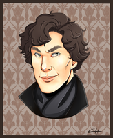 Sherlock by KalliasTheGreat