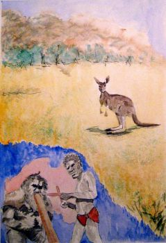 Australia by indecisivecharacter