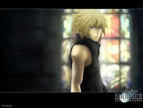 Advent Children Trailer _ Final Fantasy VII by Paracetamol1000