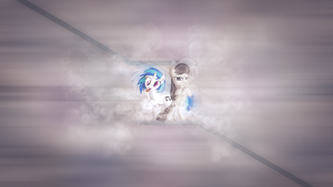 The Vinyl Scratch Tapes by SandwichHorseArchive