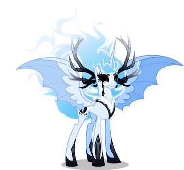 Dancerverse - Mournful Frost (again) by Orin331