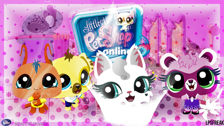 Littlest Pet Shop Online wallpaper by illumnious