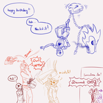 So many birthdays!! by 13-Lenne-13