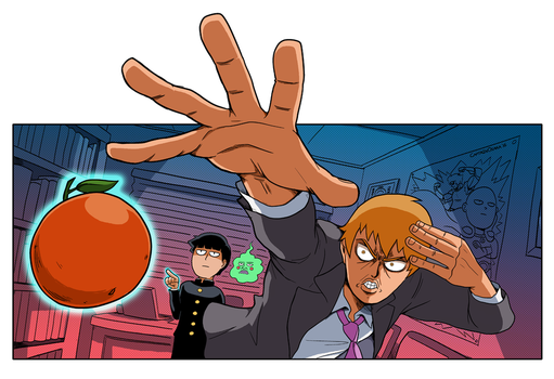 MOB PSYCHO 100 by captainosaka