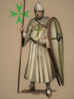 Knight of Saint Lazarus by JLazarusEB