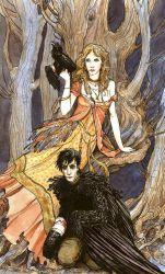 Queen Mab by bluefooted