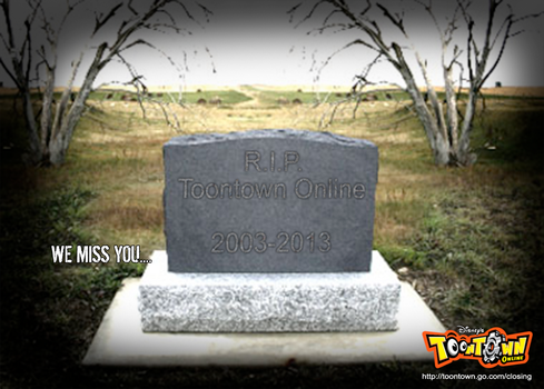 Toontown 2003-2013 by TheDevinGreat