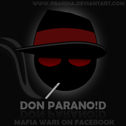 DON PARANOID by Rbardia