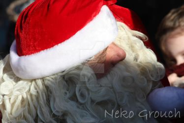 pere noel by Neko-Grouch