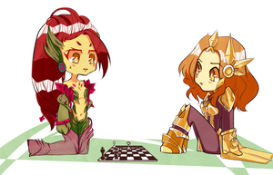 Chess by MishaRoute