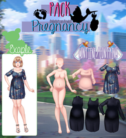 Pack Pregnancy (MCL/CDM) by Krnxtg97