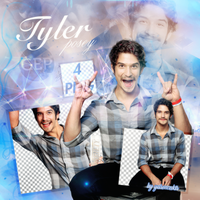 PNG PACK (8) Tyler Posey by yarencakir