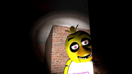 Gmod Pic-Creepy Cheepy by 17chrisjenkins