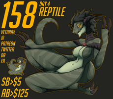 Adoptable - 158 (AUCTION) by Vethrax