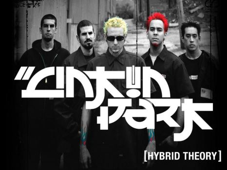 Linkin park (sin city style) by hibrido6