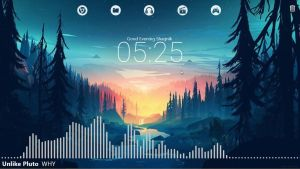 Rainmeter Desktop Customization #3-2 by StarLender