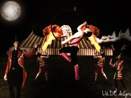 Circus Of Life by LUDEdesigns