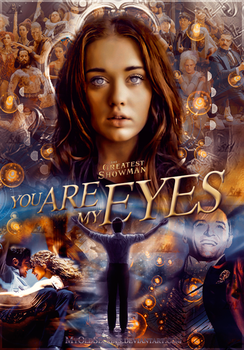 You Are My Eyes - Book Cover by MyOldSecrets