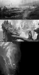 Concept sketches 03 by everlite