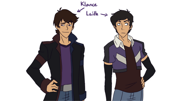 Possible Keith/Lance fusions??? by zZenosyne
