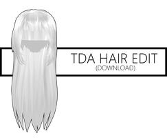 [reiikuma] tda hair edit [+DL] by reiikuma