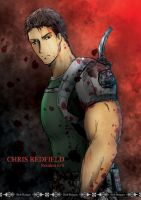 Chris REDFIELD by Bob-Raigen