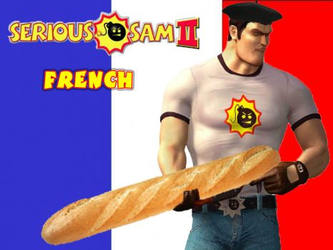 Serious Sam 2 French by MrMental4