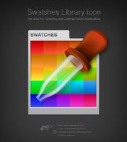 Swatches Library Icon by AndexDesign