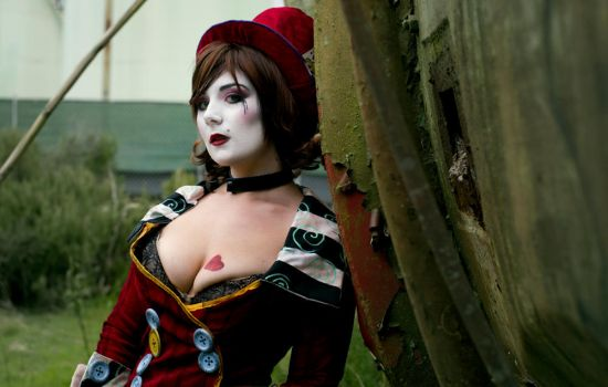 Mad Moxxi - Nightmare by DustbunnyCosplay