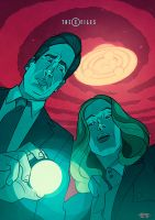 The X-Files by JaimePosadas