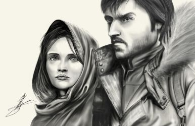 We are Rebels by KevinG-art