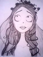 The Corpse Bride by TeenagerAcid