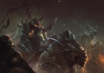 The horde by Magnusss