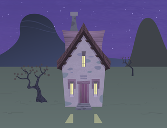 Starlight Glimmer's house by Culu-Bluebeaver