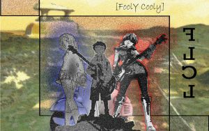 Neither Fooly nor Cooly, FLCL by TheWilly