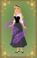 Briar Rose/Aurora by keb17