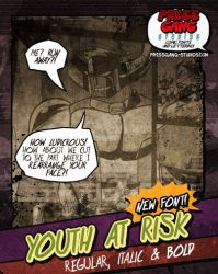 At Risk Youth by andehpinkard