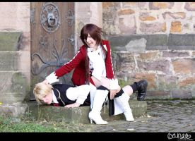 PH: oh poor you, Oz by LolliChan