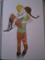 Starcrossed Lovers! by Sarahpie