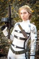 The Boss Cosplay - MGS3 by LadyDaniela89
