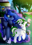 YCH Commission - A Day with a Princess by Julunis14