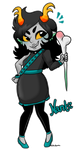 Chibi commission for ChilledButter by azume-adopts