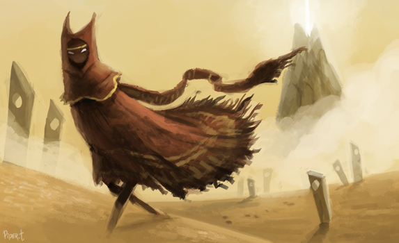 DAY 191. Journey (35 Minutes) by Cryptid-Creations