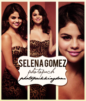 Photopack #3: Selena Gomez. by photopackkingdom