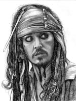 Jack Sparrow by SmoothCriminal73