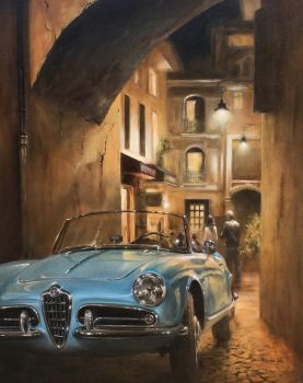 Annecy Alfa by donpackwood